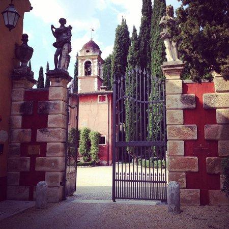 Villa Cordevigo Wine Relais: Ворота