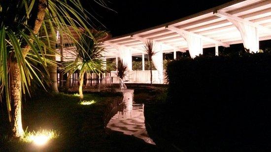 Sunshine Club Hotel Centro Benessere: Illuminazione