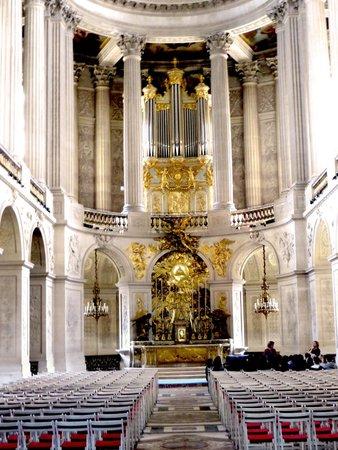 Château de Versailles : chapel