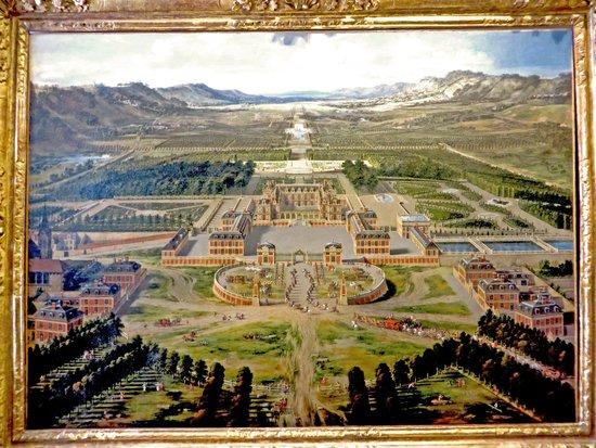 Château de Versailles : painting