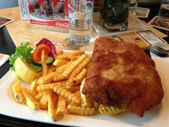 Boutique Hotel Steinerwirt 1493: Great meal