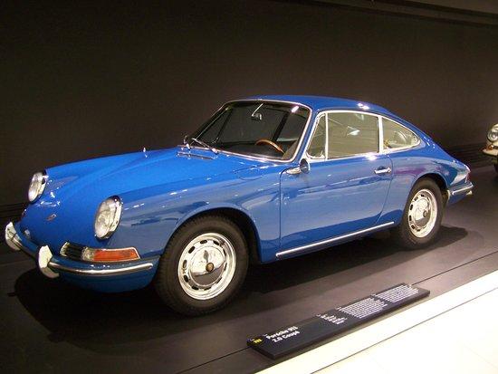 Porsche Museum : le musée