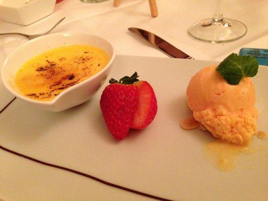 Boutique Hotel Steinerwirt 1493 : Sweet desert