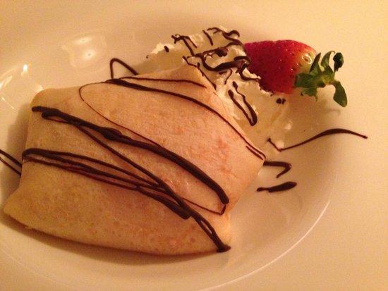Boutique Hotel Steinerwirt 1493 : ice cream pancakes