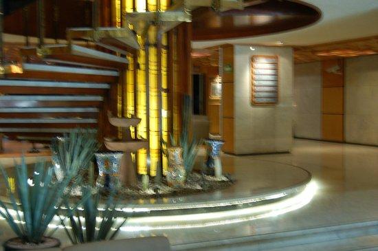 Hotel Casa Blanca Mexico City: лобби