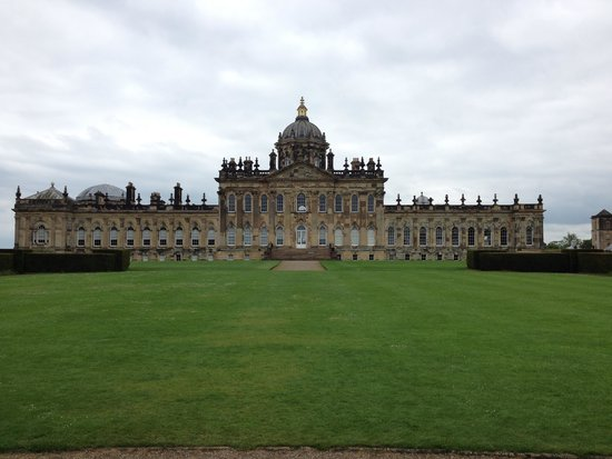 The Old Vic Guest House: castle howard