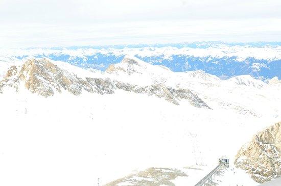 Kitzsteinhorn : view