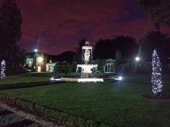 Finnstown Castle Hotel: park