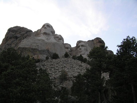 Presidential Trail : Presindential trail