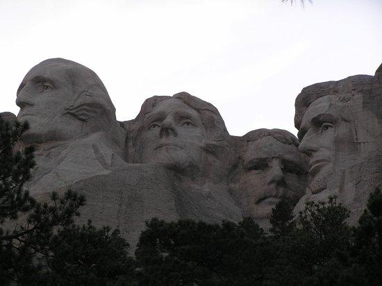 Presidential Trail : i 4 presidenti