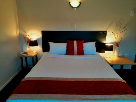 Ann's Volcanic Rotorua Motel and Serviced Apartments : Home for you!