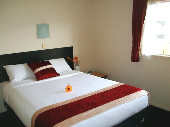 Ann's Volcanic Rotorua Motel and Serviced Apartments : family style!
