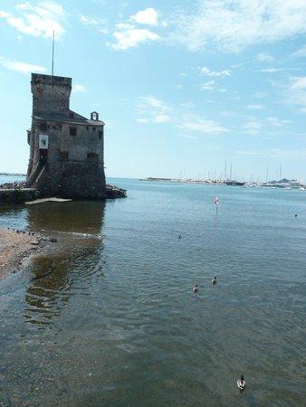 Hotel Riviera : LE monument de Rapallo !