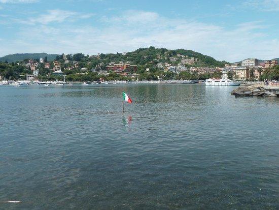 Hotel Riviera : Autre vue de Rapallo