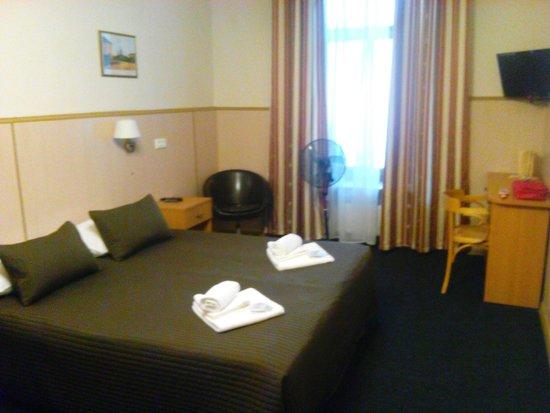 Stasov Hotel: Номер на 3 спальных места