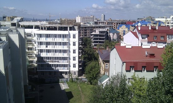 Park Inn by Radisson Kazan: Парк Инн Рэдиссон Казань