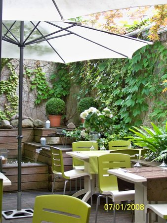 Restaurant Chez Barthod Besancon