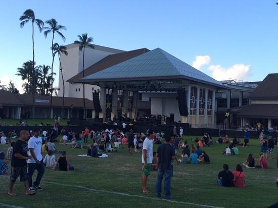 Maui Arts Cultural Center Free Seating B4 Concert