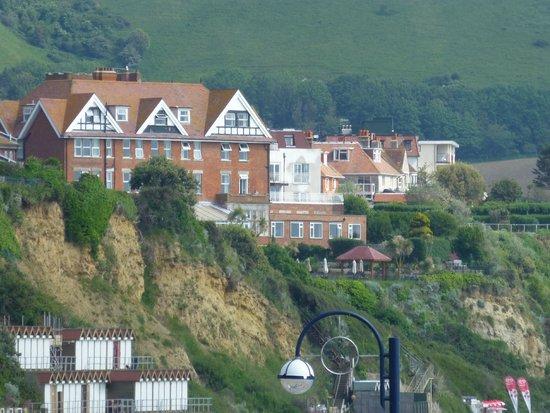 Grand Hotel Swanage: Splendid venue