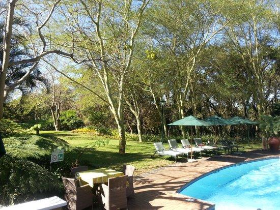 Southern Sun Emnotweni: Piscina