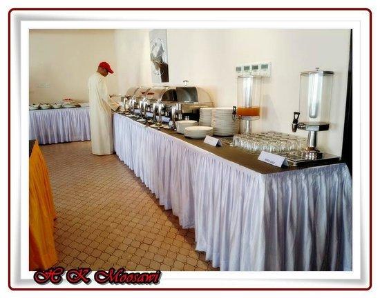 Muscat Dunes Hotel : BF