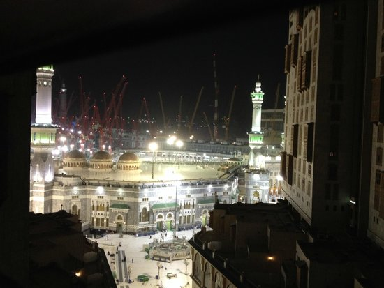 Makkah Millennium Hotel: Masjidil Haram