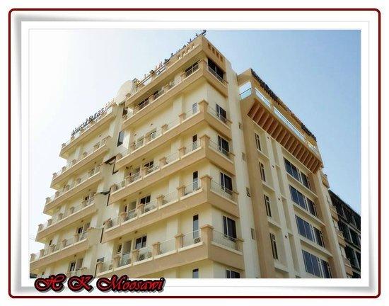 Muscat Dunes Hotel : Elevation