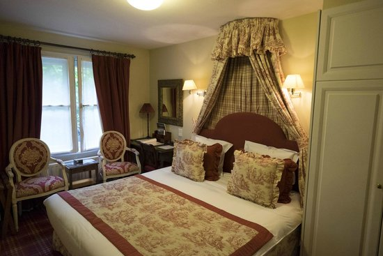 Pand Hotel Small Luxury Hotel: Chambre 202