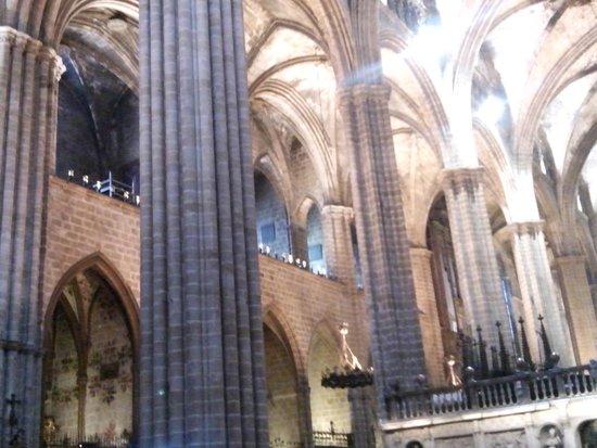 Catedral de Barcelona: Красота