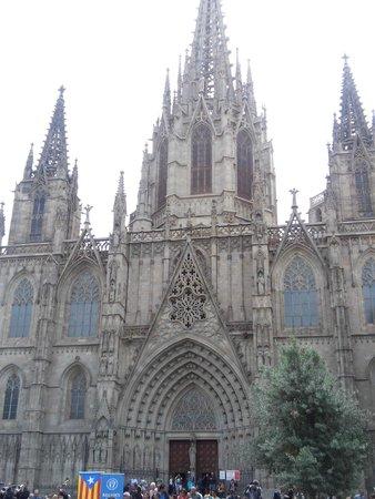 Catedral de Barcelona : Красота