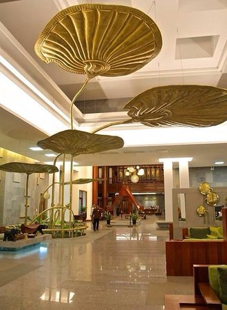 Borei Angkor Resort & Spa : Lobby