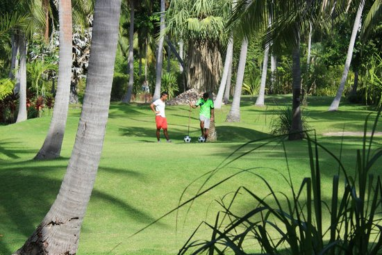 Samui Football Golf Club: Hole 11