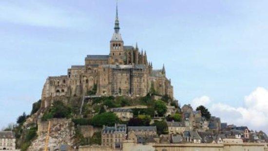 Abbaye du Mont-Saint-Michel : Abbaye Mont St Michel
