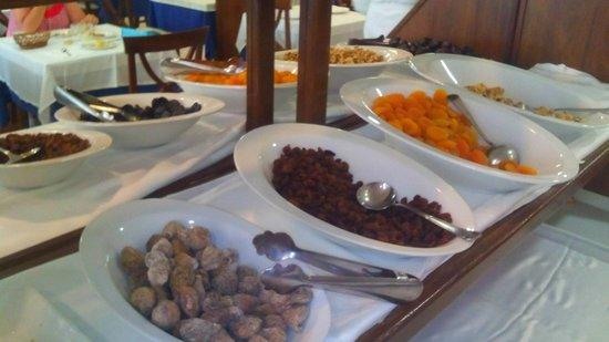 Hotel Levante-Balneario de Archena: Desayuno