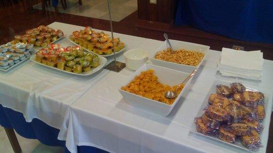 Balneario de Archena - Hotel Levante: Desayuno
