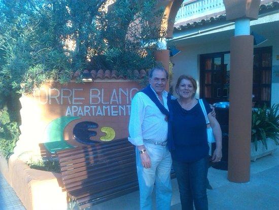 Hotel Monarque Torreblanca: hotel pronti per passeggiata