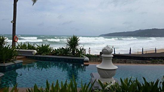 Beyond Resort Karon : Вид из номера