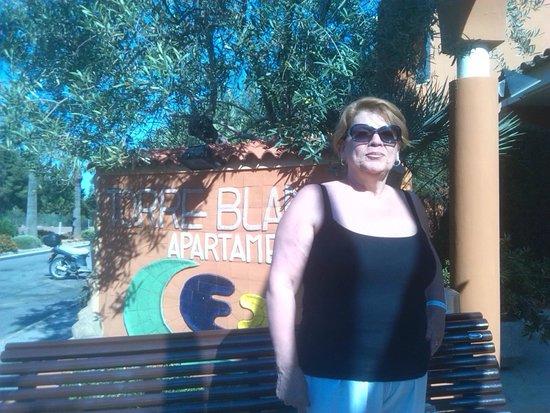 Hotel Monarque Torreblanca: fuori recepcion