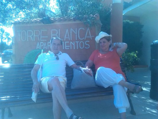 Hotel Monarque Torreblanca: prima di andare in spiaggia