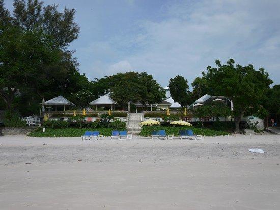 Baan Bayan: The Hotel from the Beach