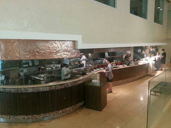 Impiana KLCC Hotel: Breakfast - wide selection
