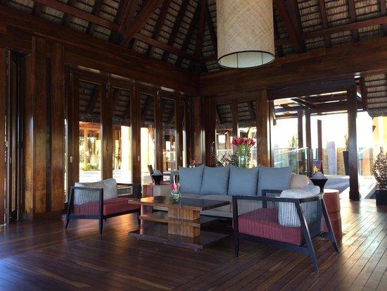 Four Seasons Resort Mauritius at Anahita : Welcome area