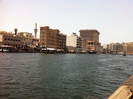 Dubai Creek : Deira Creek Dubai