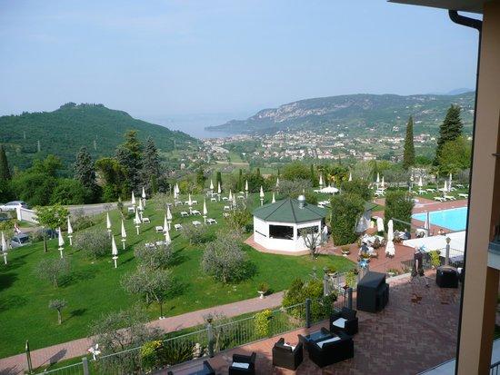 Boffenigo Small & Beautiful Hotel: vista dalla terrazza