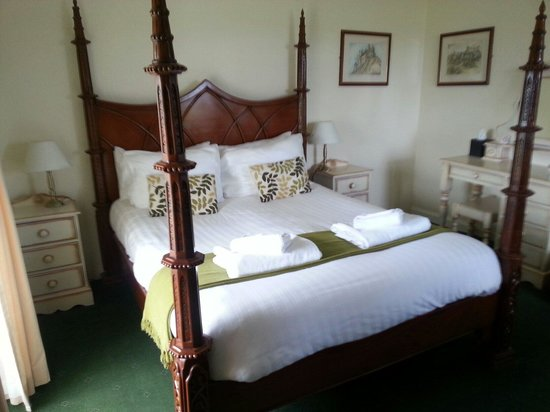 Manor House Hotel: Room 10