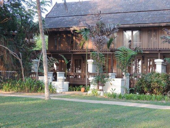 Tanjong Jara Resort: Las habitaciones