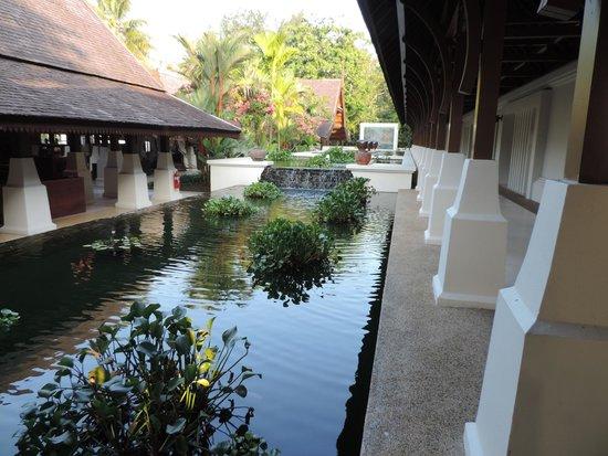 Tanjong Jara Resort: La recepción
