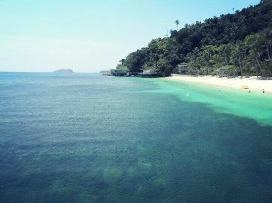 Rawa Island Resort: Mother of nature