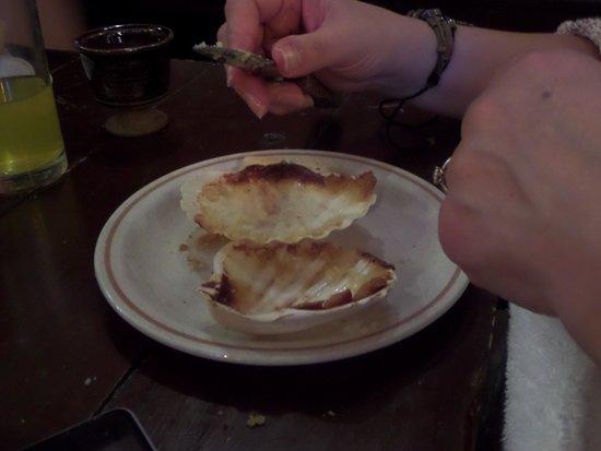 Lumley Castle Hotel: fish dish