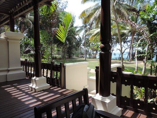 Tanjong Jara Resort: Vista desde la habitación